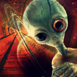 freetoedit throughyourprism imageremixchallenge madewithpicsart galactic sciencefiction ircthroughyourprism