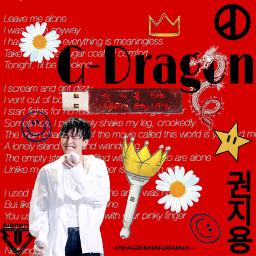 freetoedit bigbang gdragon kpop