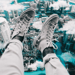 shoes feet converse popofcolor arialview city irccatchthevibe catchthevibe freetoedit