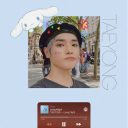 taeyong blue kawaii aesthetic interesting music people photography cool replay nct nct127 nctu ncttaeyong leetaeyong freetoedit