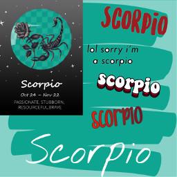 scorpio freetoedit
