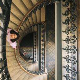 vienna stairs architecture spiral