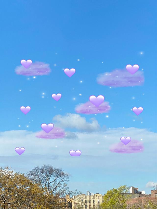 #purpleandblue #sky 💜💙