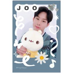 monstax monsta_x monbebe jooheon joohoney kpop polco polcoedit polaroid bts freetoedit