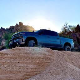 2019 chevy silverado arizona offroad
