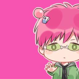 freetoedit saiki saikikusuo yareyare cute animeboy art thedisastrouslifeofsaikik kusuo