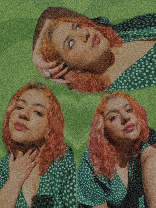 🧚🏼 #green #fairy #kidcore