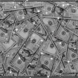 money sparkle freetoedit