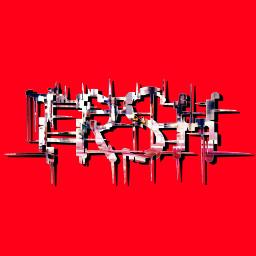 logo contest robnessvirtual red creative technikò