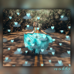 nobbscreative beautifulgirl beautifulwoman beautifullady dress tiffanyblue gown flowingdress bridal laughing runningaway happiness heels boots funvibes happyvibes giggles cheeky freetoedit unsplash srcpurpleclouds purpleclouds