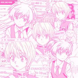 kurapika nagisa anime animecomplex hxh assassinationclassroom