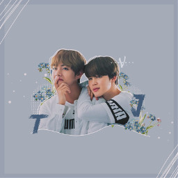 vmin v kimtaehyung bts army taehyung edit btsedit white omg background handsome cute vhopeyy vhopeyyedit flowers frame flowerframe parkjimin jimin effect draw paint drawing freetoedit