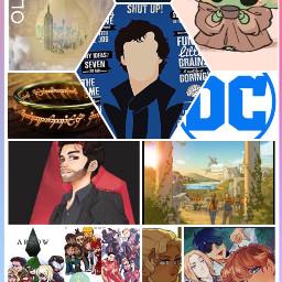collage fandom