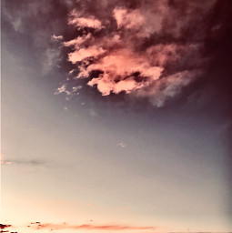 sunset clouds photography skyline skyphotography cloudscape vibrant artist danalakat