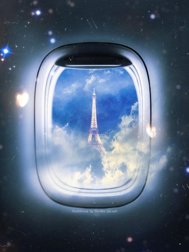 𝐈 𝐫𝐞𝐚𝐥𝐥𝐲 𝐥𝐨𝐯𝐞 𝐭𝐡𝐢𝐬 𝐨𝐧𝐞🥺💙🖤 •𝑬𝒅𝒊𝒕 𝒃𝒚 𝒎𝒆• #make#makeawesome  #sky #clouds  #cloud #airplane #plane #airplanewindow #eiffeltower #surreal #surrealism #heypicsart #papicks #picsart #madewithpicsart #tumblr #pinterest #aesthetic #aestheticedit #aesthetics #magic #photoshop #dreamy  @picsart   ♥️