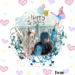 happybirthday birthday happy gift toyou fromme birthdaygirl birthdayboy gifttoyou freetoedit