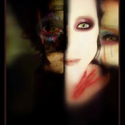 darkart horrorart photography portraitphotography artofvisuals artist danalakat freetoedit