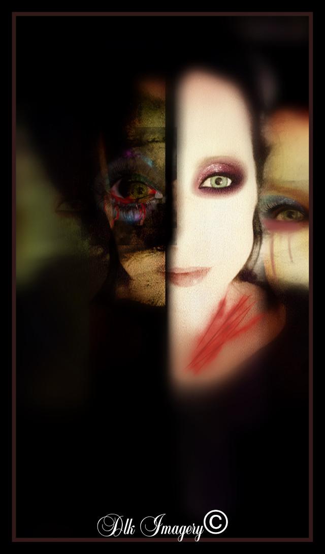 No Gods No Masters© Dark conceptual art. #darkart #horrorart #photography #portraitphotography #artofvisuals #artist #danalakat