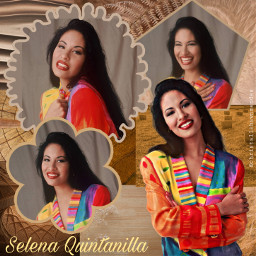 freetoedit collage selenaquintanilla queenoftejano mexico