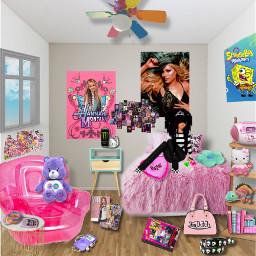 2000s bedroom teenager cc2000saesthetic 2000saesthetic freetoedit y2k