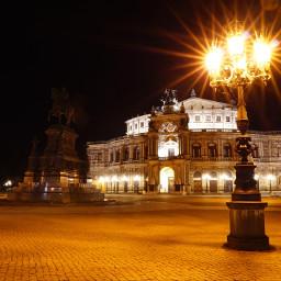 dresden night nightlife nightlights nighttime nightphotography lights semperoper