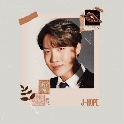 jhope hoseok junghoseok bts army freetoedit btsedit edit paper band frame background vhopeyy vhopeyyedit handsome cute blue