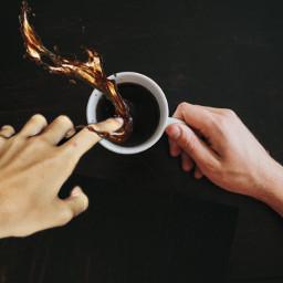 coffe coffeecup coffeeshop cafe cafecito freetoedit irccoffeetime coffeetime