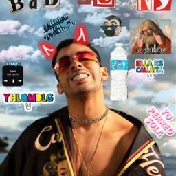 badbunny badbunnypr benito reggaetonero puertorico freetoedit