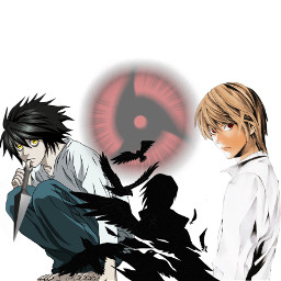 l lightyagami genjutsu kunai otaku anime freetoedit