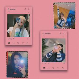 jisoo jennie rosé lisa blink picsart aesthetic freetoedit