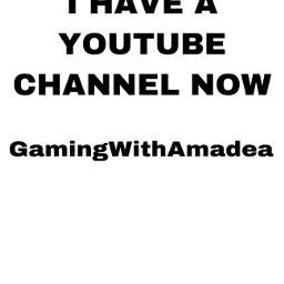 youtubechannel gamingwithamadea