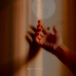 moon shadow light hand freetoedit