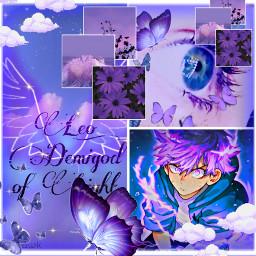 purple purpleaesthetic bookcoverart eyecloseup butterflies anime wallpaper astheticallypleasing ccpurpleaesthetic freetoedit