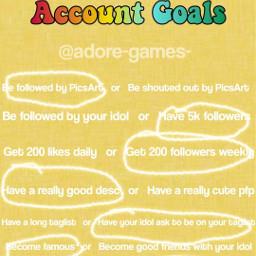 accountgoal freetoedit