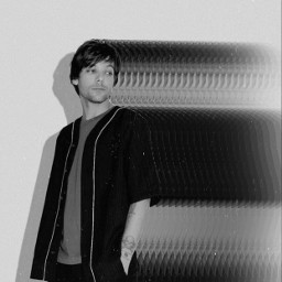 louistomlinson motioneffect motiontool inmotion effect replay freetoedit motion black blackandwhite motionedit motionblur motionblureffect vintage aesthetic louis tomlinson edit love cute silver cool