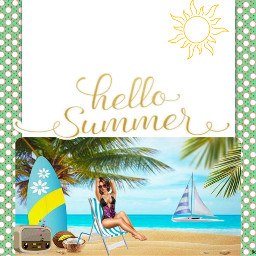 summer freetoedit