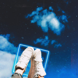 bebe blue shoes cute aesthetic sky white neon edit editss editzz freetoedit