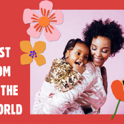 mothersday 母の日 flower 花 picsart picsartjapan