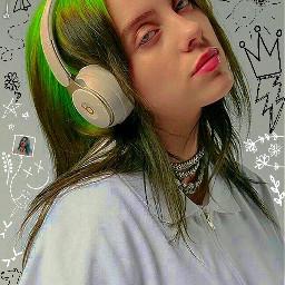 music billieeilish freetoedit