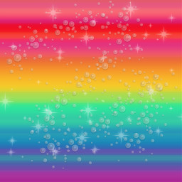 colorful abstract rainbow freetoedit colors