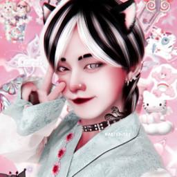 wap picsart kpop edit kpopedit aesthetic art idols choiyeonjun yeonjun txtyeonjun txtyeonjunedit yeonjunedit manipulation manipulationedit