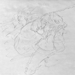 demonslayer art anime pog idek picsarturappsucks jkloveu jkagain usuck sorrynotsorry whyamidoingthis whydoesitmakemedoahashtag ihatethis maybeishouldbeproductive andnotdothis ok