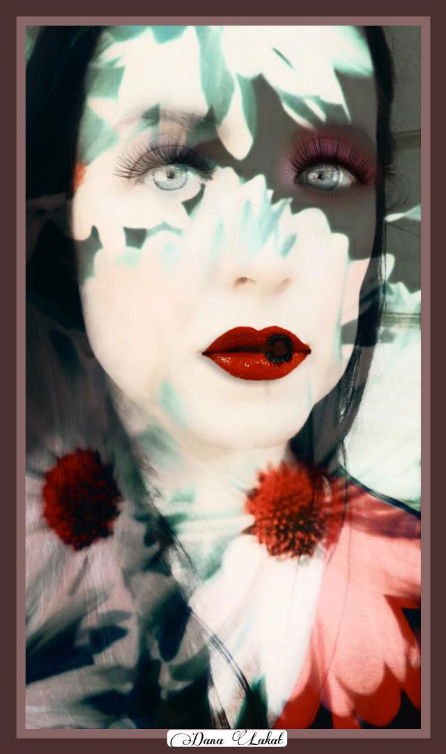 Bite down, breathe In© #art #photography #darkart #portrait #portraitphotography #artist #danalakat