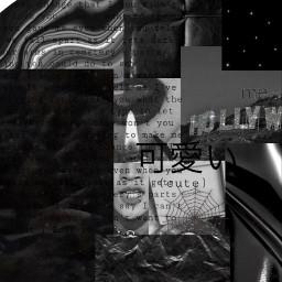 blackaesthetic black asthetic aesthetic freetoedit