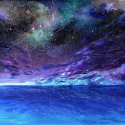 freetoedit anime manga background landscape