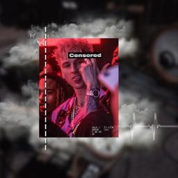 machinegunkelly mgk downfall pink music rap guitar colsonbaker freetoedit