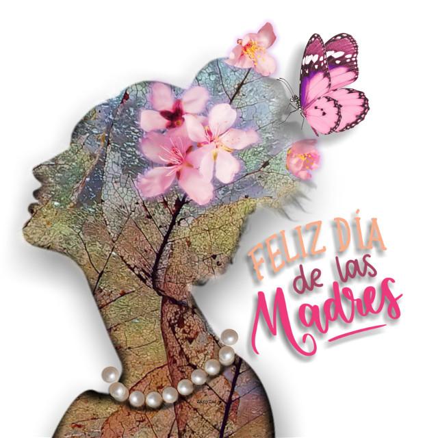 🌿🌸 FELIZ DÍA DE LAS MADRES 🌸🌿 #felizdiadelasmadres #diadelasmadres #mama #mami #madre #conmuchoamor #recuerdos #spanish #freetoedit