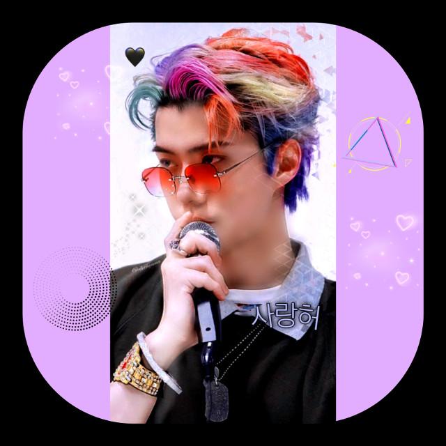 #k_pop #k_poper #shun #exo #exo_el #south_korea #idol