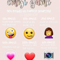 emojigame emojiparty freetoedit