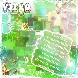 green greenaesthetic virgo virgozodiac virgozodiacsign virgostar zodiac zodiacsign zodiacsigncontest freetoedit